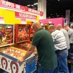 Old timers like their old arcade games.